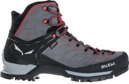 Salewa Buty męskie Ms Mountain Trainer Mid Gtx Charcoal/Papavero r. 44.5 (63458-4720)