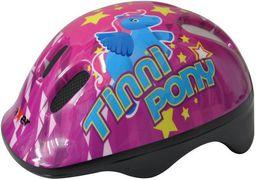 Axer Kask ochronny dziecięcy Happy Axer Tinny Pony r. S (A0304)