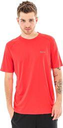 Marmot Koszulka męska Windridge SS Marmot czerwony r. M