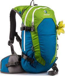 Deuter Plecak wspinaczkowy damski Provoke 14 SL niebiesko-zielony (036564)