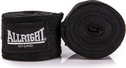 Allright Bandaż bokserski 4,2m Allright czarny r. uniwersalny  (990595)