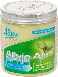 Alivio Cosmetics Preparat do masażu rozluźniająco-chłodzący 250ml Aloe