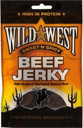 Wild West Suszona wołowina Beef Jerky Sweet n Spicy 25g Wild West  roz. uniw