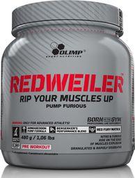 Olimp Odżywka przedtreningowa Redweiler Red Punch 480g