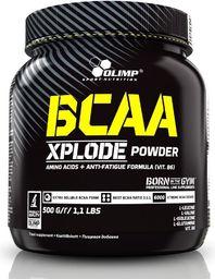 Olimp BCAA Xplode Powder pomarańczowy 500g