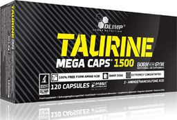 OLIMP Taurine 1500mg 120 caps