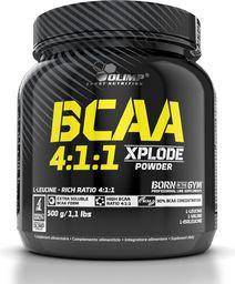 Olimp BCAA Xplode Powder 4:1:1 Fruit Punch 500g