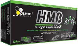Olimp HMB 1250 mg MegaCaps 120 kaps.