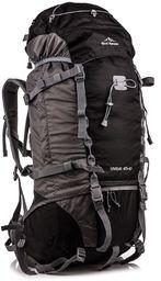 Fjord Nansen Plecak turystyczny Vigdis 45+10 Black/Graphite