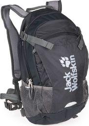 Jack Wolfskin Plecak sportowy Velocity Ebony 12L grafitowy (2004961-6230)