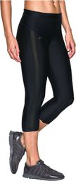 Under Armour Spodnie damskie CoolSwitch Capris Under Armour Black r. S (1294069001)