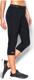 Under Armour Spodnie damskie Capri Under Armour Black r. XS (1271535001)