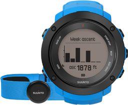 Suunto Zegarek sportowy GPS Ambit3 Vertical HR Suunto Blue roz. uniw (SS021968000)