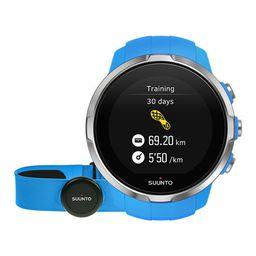 Suunto Zegarek sportowy GPS Spartan Sport HR Suunto Blue roz. uniw (SS022652000)