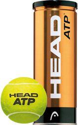 Head Piłki tenisowe ATP 3   r. uniw (570303)