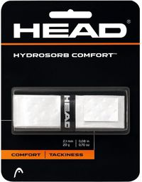 Head Owijka tenisowa Hydrosorb Comfort  biała  r. uniw (285313)