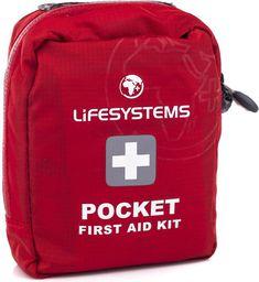 Lifesystems Apteczka Pocket Lifesystems 1040 czerwona (LS-1040)