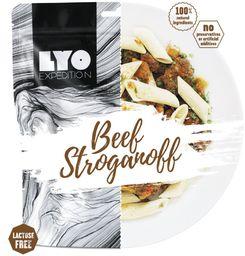 Lyo Food Żywność liofilizowana Beff Stroganoff 370g Lyo Food  roz. uniw