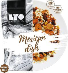 Lyo Food Żywność liofilizowana potrawa meksykańska z ryżem 370g LyoFood  roz. uniw