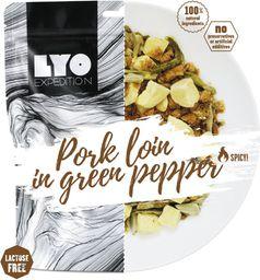 Lyo Food Żywność liofilizowana schab w sosie z zielonego pieprzu z ziemniakami 370g Lyo Food  roz. uniw