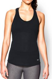 Under Armour Koszulka damska Streaker Under Armour Black r. L (1271522001)