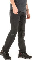 Marmot Spodnie męskie PreCip Full Zip Czarne r. XL (41260001)