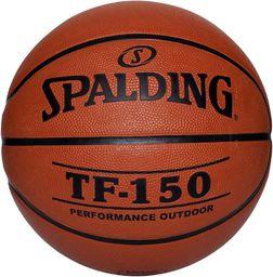 Spalding Piłka do koszykówki TF-150 Performance Outdoor FIBA rozmiar 7