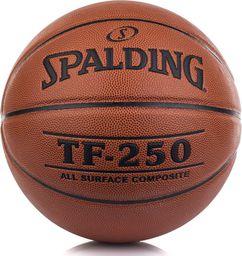 Spalding TF 250 In/Out pomarańczowa