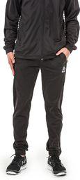 Spodnie sportowe męskie czarne (rozmiar M, L)