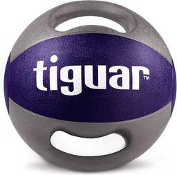 Tiguar Piłka Lekarska Medicine Ball 10kg  Rozmiar Uniwersalny (TI-PLU010)