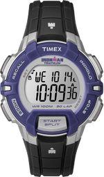 Timex Zegarek sportowy Ironman Triathlon Rugged 30 Mid Women fioletowy