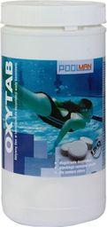 Poolman Preparat do dezynfekcji wody w tabletkach Oxytab 1kg
