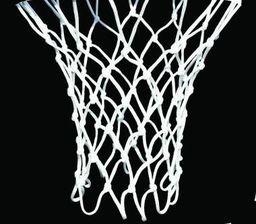 SMJ sport Siatka na obręcz do koszykówki sznurkowa 4mm