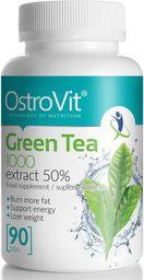 OstroVit Green Tea 1000 90tabl. Ostrovit  roz. uniw