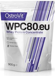 OstroVit Odżywka białkowa WPC80 900g czekolada Ostrovit czekolada/karmel roz. uniw