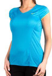 Mizuno Koszulka damska Cooltouch Phenix Tee Mizuno Atomic Blue roz. XS (J2GA620526)