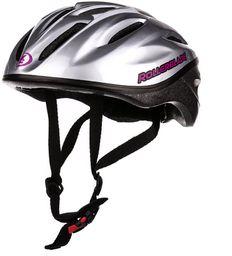 Rollerblade Kask ochronny Workout Helmet Silver/Purple r. 58-61