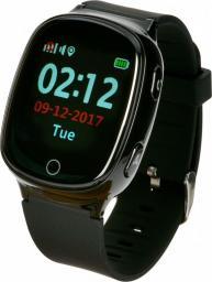 Smartwatch Garett Electronics GPS3 Czarny  (5906874848487)