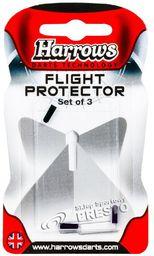 Harrows Nakładki Flight Protector czarne (128)