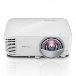 Projektor BenQ MW809ST Lampowy 1280 x 800px 3000lm DLP ST