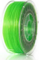 DEVILDESIGN Filament ABS, jasnozielony transparentny, 1,75 mm, 1 kg