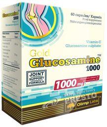 Olimp Glucosamine Gold na stawy 1000mg 120 Olimp  uniw - 13331