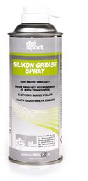 DelSport Profesjonalny smar do bieżni Silkon Grease Spray 400ml