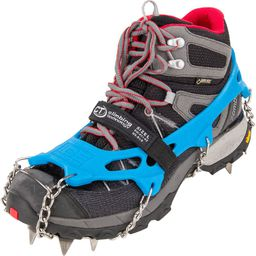 Climbing Technology Raczki na buty Ice Traction Crampons Plus Blue r. 41-43