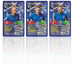 KKS Lech Karty Top Trumps (G00081)