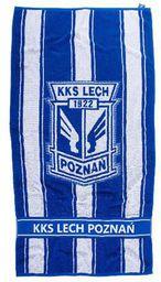 KKS Lech Ręcznik Pasy Mały (320026)