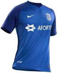 KKS Lech Nike Dry Trophy III Jersey T-shirt 463 : Rozmiar - S (881483-463) - 12925_171112