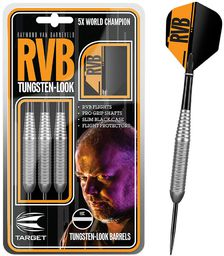 Target Rzutki do darta steel RVB Tungsten Look 23g multikolorowe (100116)