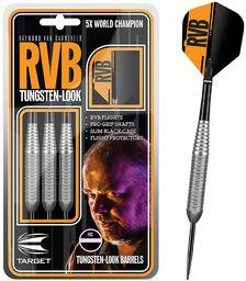 Target Rzutki do darta steel RVB Tungsten Look 21g multikolorowe (100114)