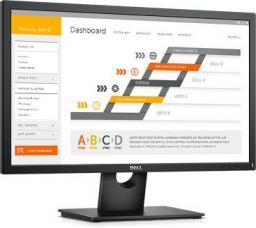Monitor Dell E2418HN